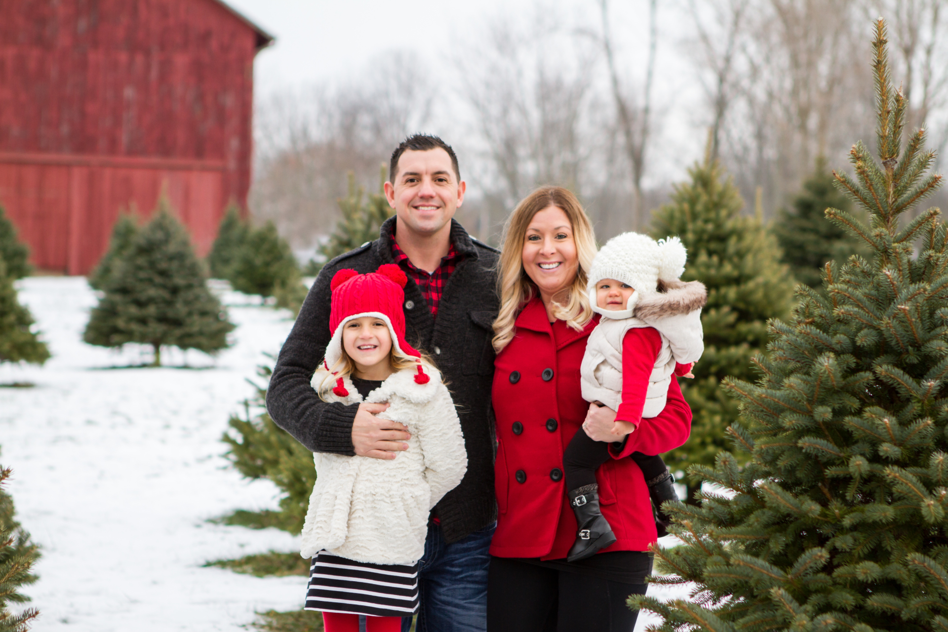Tree Farm- Troutman Family